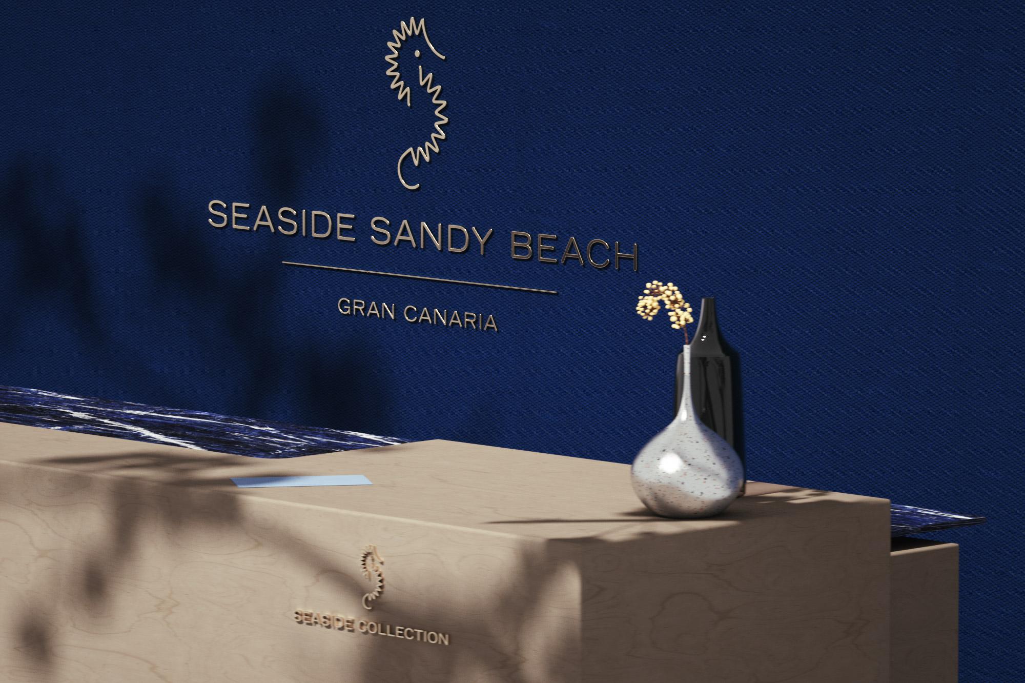 Seaside Sandy Beach Reception